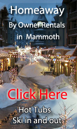 ski in out by owner vacation rentals in mammoth